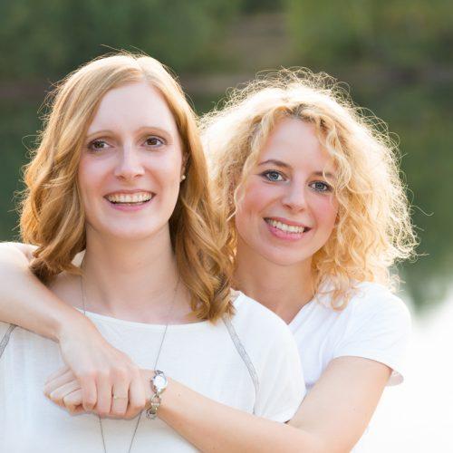 Freundinnen Fotoshooting von Birte Wührmann Fotografie in Verden und Umgebung