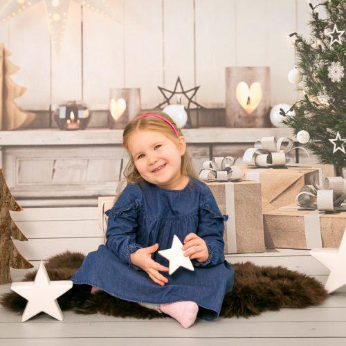 Fotoshooting zu Weihnachten verschenken